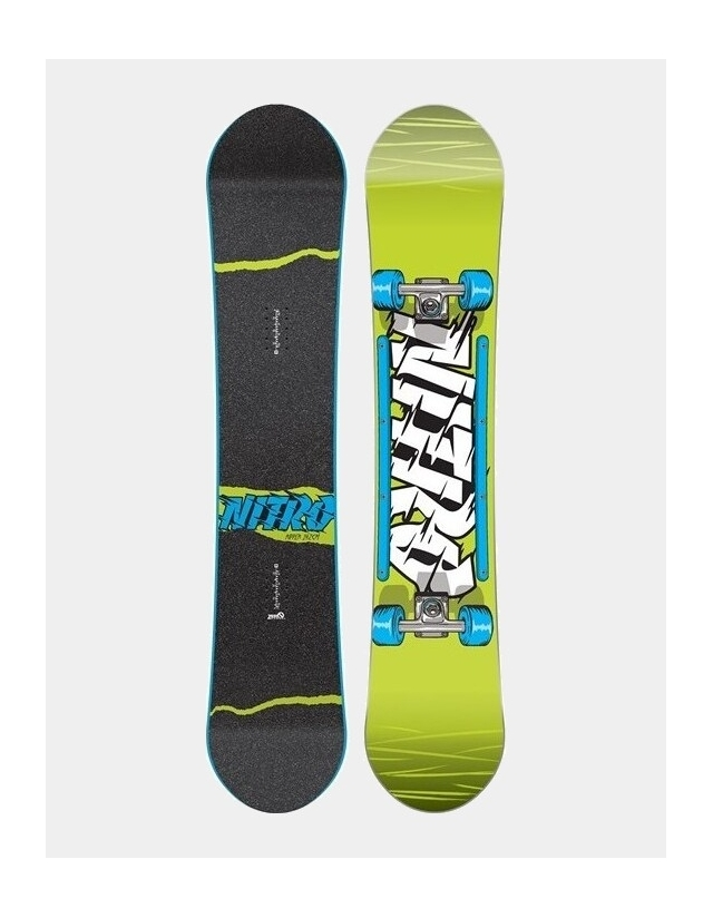 Nitro Ripper Youth 2016 - Snowboard  - Cover Photo 1