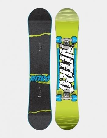Nitro Ripper Youth 2016 - Snowboard - Miniature Photo 1