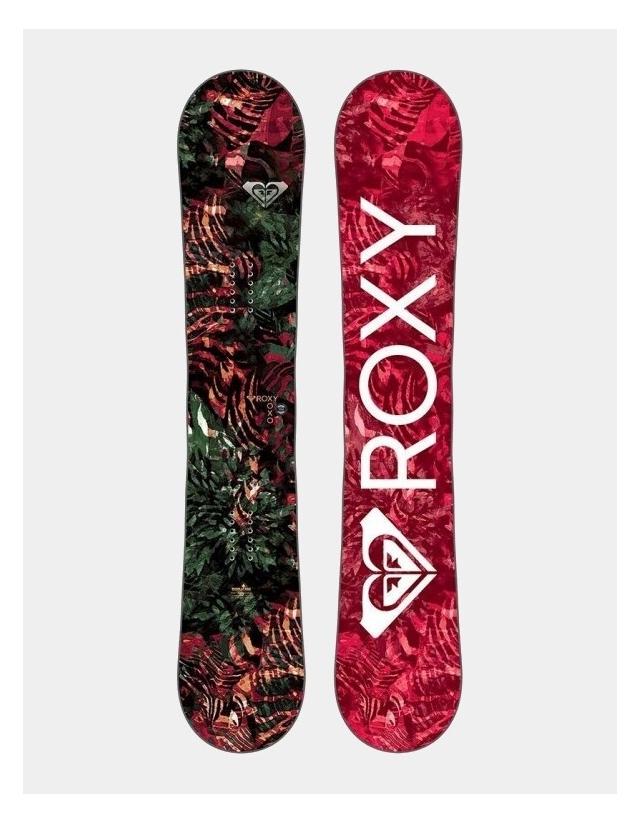 Roxy Xoxo c2e Zebra 2019 Women - Snowboard  - Cover Photo 1