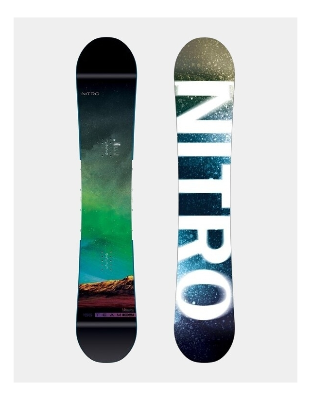 Nitro Team Exposure - 2019 - Snowboard  - Cover Photo 1