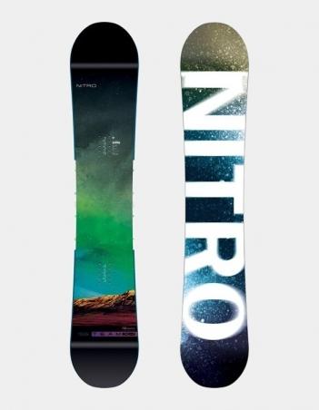 Nitro Team Exposure - 2019 - Snowboard - Miniature Photo 1