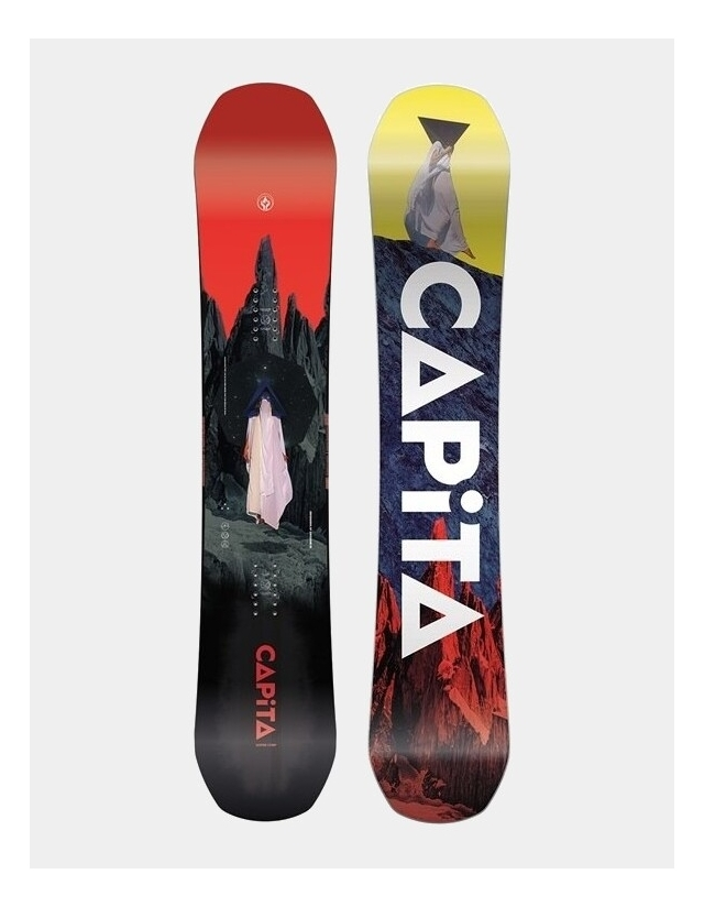 Capita Snowboard 2021 Defenders Of Awesome - Snowboard  - Cover Photo 1