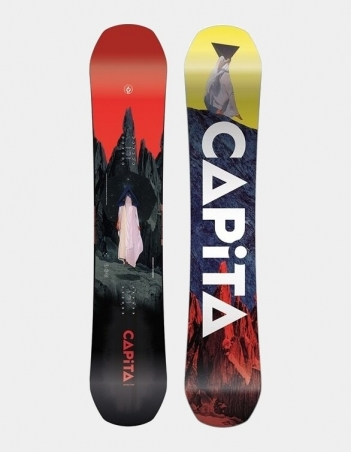Capita snowboard 2021 Defenders Of Awesome - Snowboard - Miniature Photo 1