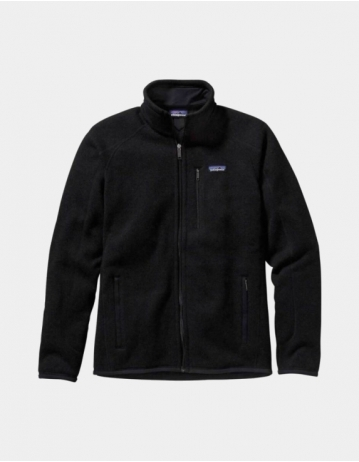 Patagonia Better Sweater Jkt Black - Product Photo 1