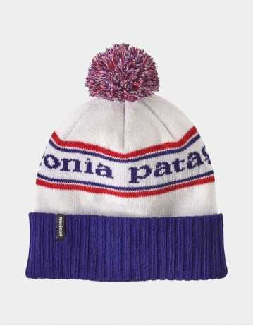 Patagonia Powder Beanie - White - Product Photo 1