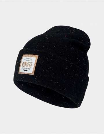 Picture Organic Clothing Uncle Beanie - Black - Product Photo 1