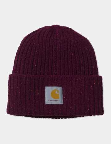 Carhartt Anglistic Beanie – Mulberry Heather - Product Photo 1