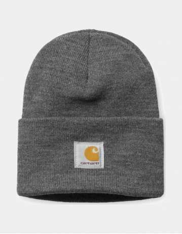 Carhartt Acrylic Watch Hat – Dark Grey Heather - Product Photo 1