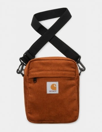 Carhartt Cord Small Bag - Brandy Corduroy - Product Photo 1