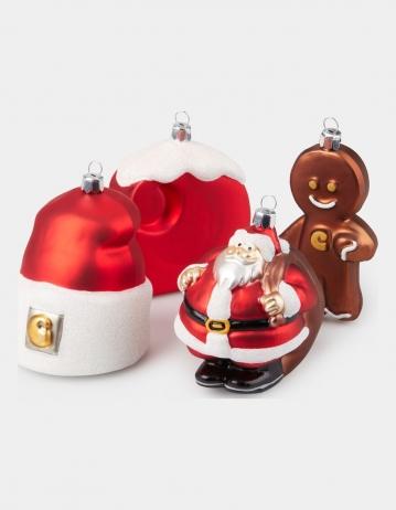 Christmas Ornaments Set - Product Photo 1