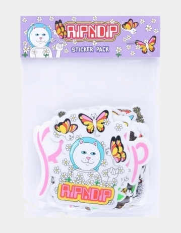 Ripndip Holiday 20 Sticker Pack (Multi) - Product Photo 1