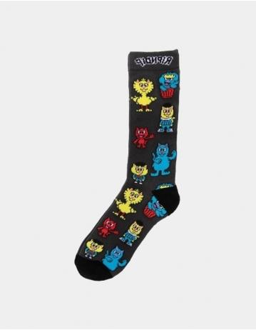 Ripndip Nerm Street Socks (Black) - Product Photo 2
