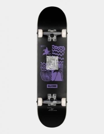 "Globe g1 Fairweather 775"" Black/Purple - Product Photo 1"