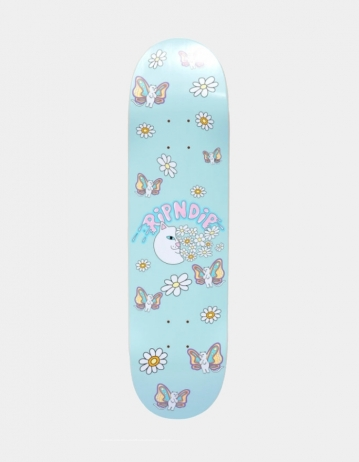 Ripndip Bedrock Deck - Purple - 825. - Product Photo 1