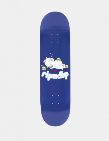 Ripndip Fat Hungry Baby Deck - Purple - 825. - Product Photo 1