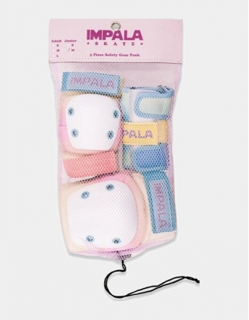 Impala Rollerskates Kids Protective Pack - Pastel Fade - Product Photo 1