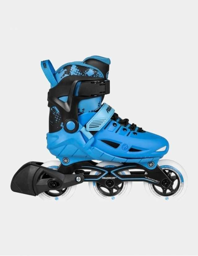 Powerslide Phuzion Universe Blue - Childrens Rollerblades  - Cover Photo 1