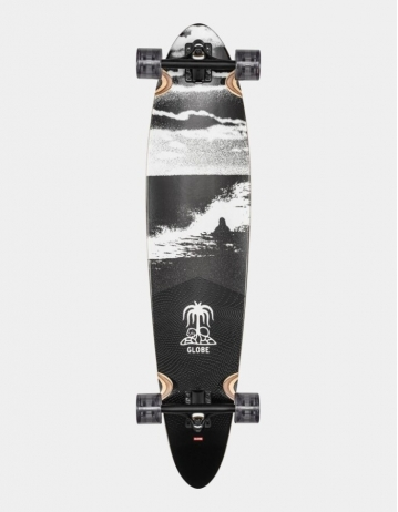"Globe Pinner Classic - 40"" Coconut/Black Tide - Product Photo 1"