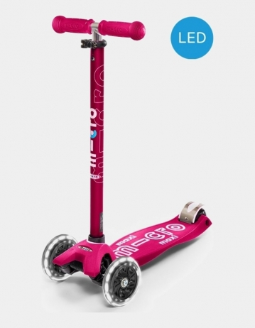 Maxi Micro Deluxe Led Pink - Product Photo 1
