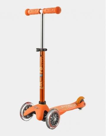 Mini Micro Deluxe Orange - Product Photo 1