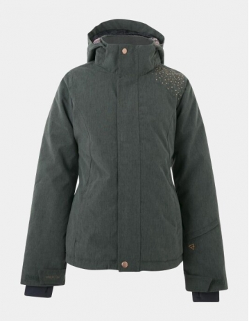 Brunotti Treysa Jacket Girl - Woods Green - Product Photo 1