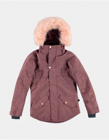 Brunotti Jupitera Girl Jacket - Pandora Pink - Product Photo 1