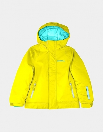 O'neill Jewel Girl Jacket - Yellow - Product Photo 1