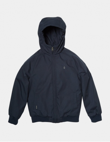 Volcom Hernan 5k Jacket Kids - Navy - Product Photo 1