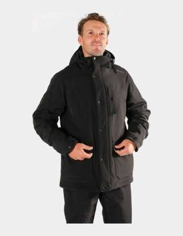 Brunotti Nauders Softshell Jacket - Black - Product Photo 1