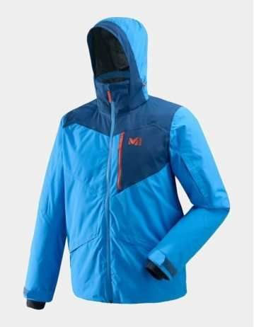 Millet Atna Peak Jacket - Poseidon - Product Photo 1
