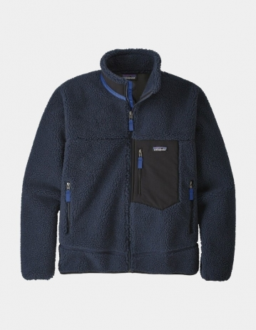 Patagonia Classic Retro X Jkt Navy - Product Photo 1