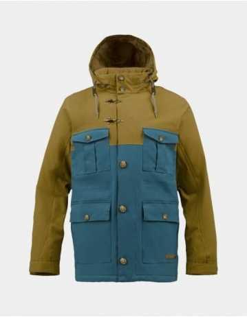 Burton Yard Stick Jacket - Pine - Product Photo 1