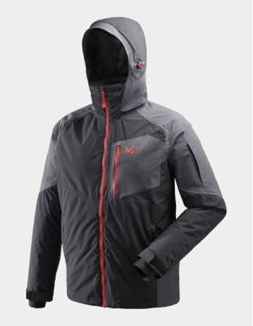 Millet Thudaka Jacket - Blak Ebony - Product Photo 1