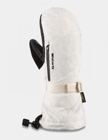 Dakine Sequoia Mitt - White - Product Photo 1