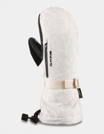 Dakine Sequoia Mitt - White - Gants Ski & Snowboard - Miniature Photo 1