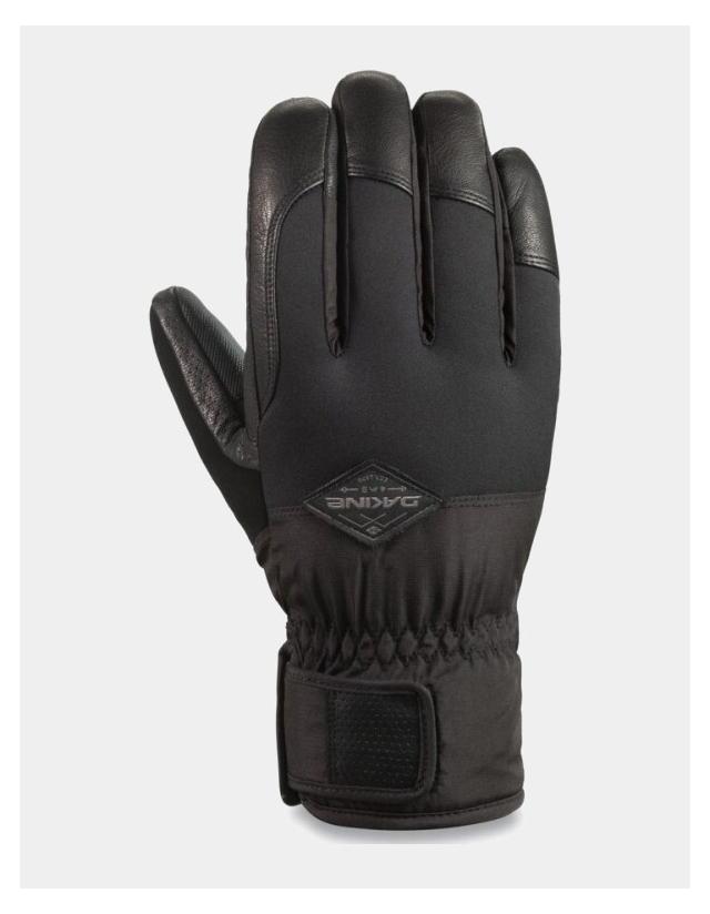 Dakine Charger Gloves – Black - Gants Ski & Snowboard  - Cover Photo 1