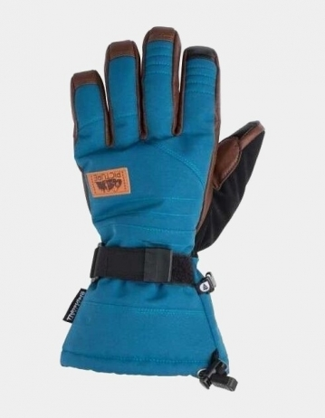 Picture Organic Clothing Gloves Mackay - Dark Blue - Product Photo 1