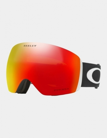 Oakley Flight Deck™ Snow Goggle - Matte Black (Prizm Snow Torch Iridium) - Product Photo 1