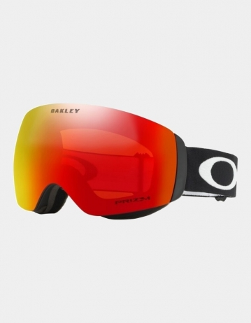 Oakley Flight Deck™ Xm - Matte Black (Prizm Snow Torch Iridium) - Product Photo 1