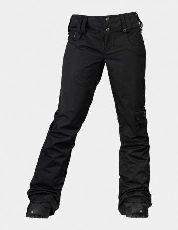 Burton Honey Buns Women Pants - Black - Product Photo 1