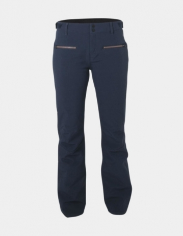 Brunotti Silverlake Woman Softshell Pants - Astro Blue - Product Photo 1
