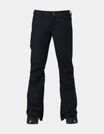 Burton Twc Sundown Woman Pant - Black - Product Photo 1