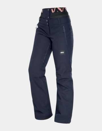 Picture Organic Clothing Exa Woman Pant - Dark Blue - Product Photo 1