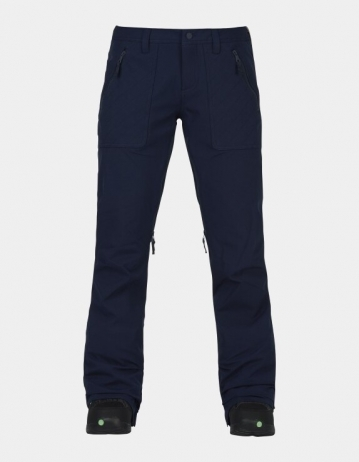 Burton Vida Pant Woman - Mood Indigo - Product Photo 1
