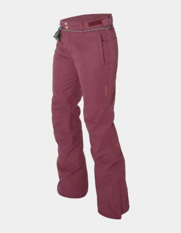 Brunotti Lawn Women Snow Pant - Pandora Pink - Product Photo 1