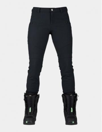 Burton Ivy Pant Woman - Black - Product Photo 1
