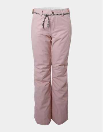 Brunotti Sunleaf Jr Girls Snowpants - Rose Tan Pink - Product Photo 1