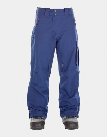 Picture Organic Clothing Other Pant Boy - Dark Blue - Product Photo 1