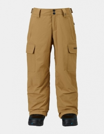 Burton Exile Cargo Pant Boy - Kelp - Product Photo 1