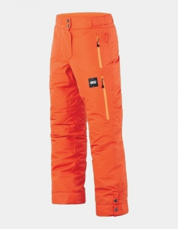 Picture Organic Clothing Mist Pant Kid - Orange - Product Photo 1